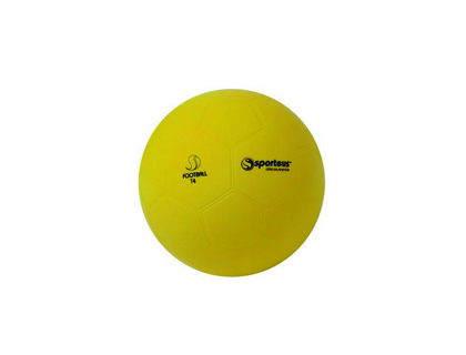 BALLON DE FOOTBALL PLASTICO ROTOTECH EN PVC INITIATION JUNIOR TAILLE 4 DIAMÈTRE 215MM 360G